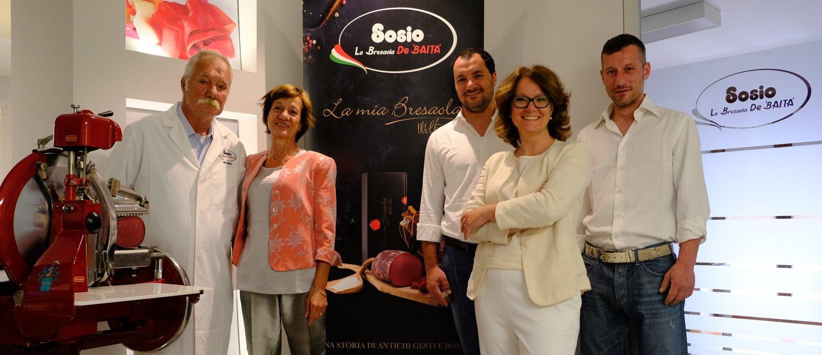Produttori di Bresaola dal 1950